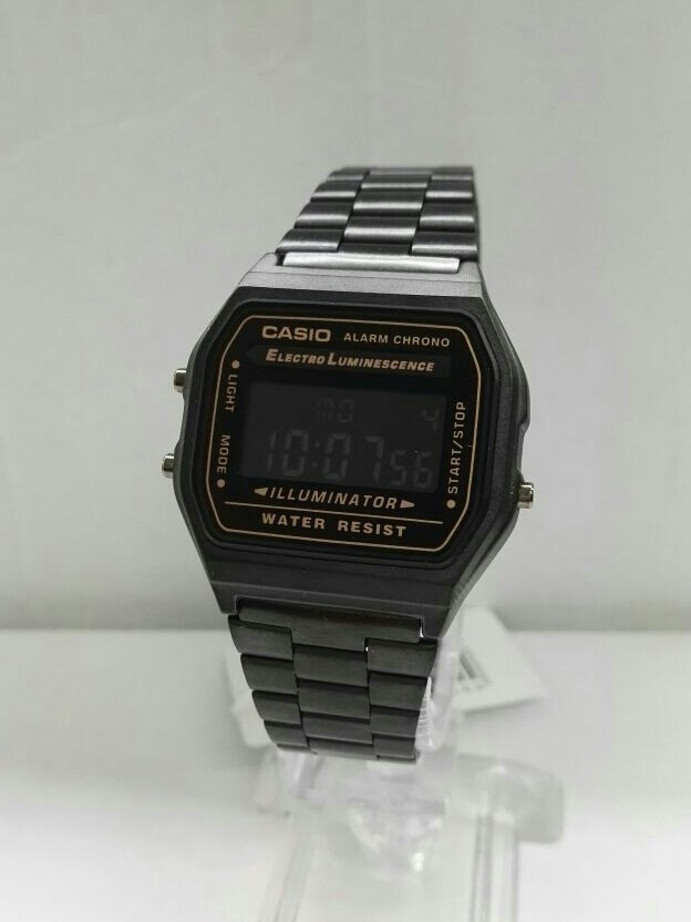 0e127991b860 reloj casio retro unisex negro digital nuevo clasico funcion. Cargando zoom.
