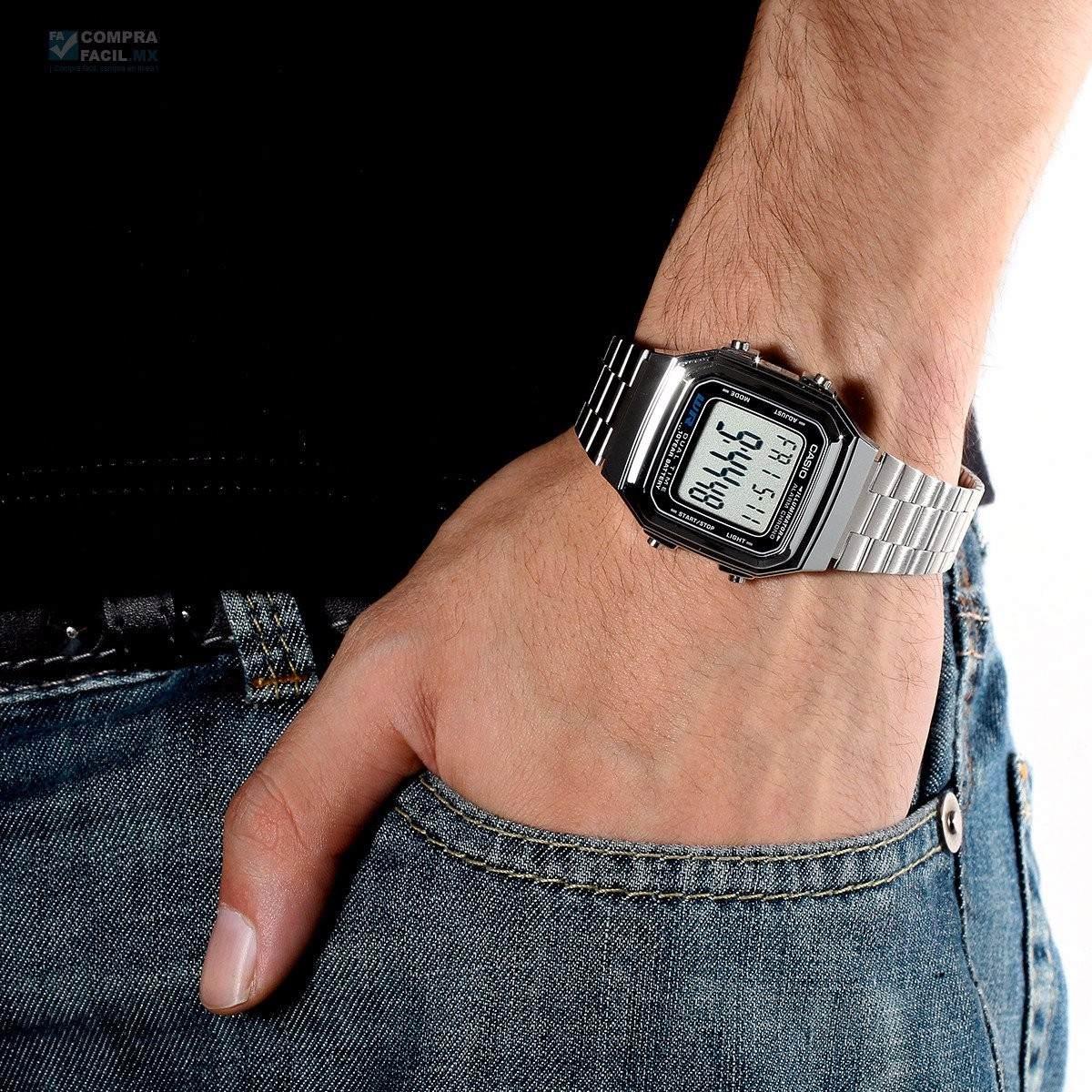 fc9366bb3474 reloj casio retro vintage a-178wa-1a local barrio belgrano. Cargando zoom.