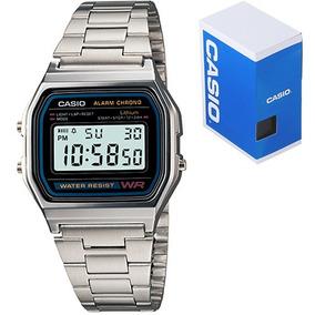 602e129f7952 Reloj Casio Cromo A158 en Mercado Libre México