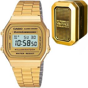 db76caeca718 Reloj Retro Casio Vintage Collection - Reloj de Pulsera en Mercado Libre  México