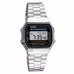 ac5aee35e26c Reloj Casio Plata Original - Reloj Casio en Mercado Libre México