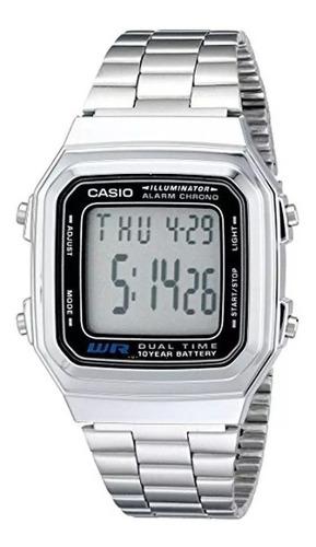 reloj casio retro vintage a178wa a-178wa impacto online