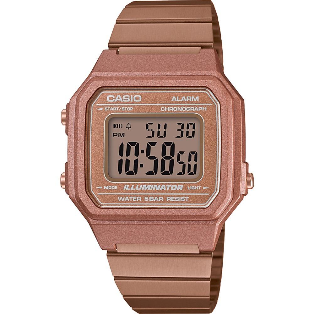 d97f293bed82 reloj casio retro vintage b650 cobre - 100% original cfmx. Cargando zoom.