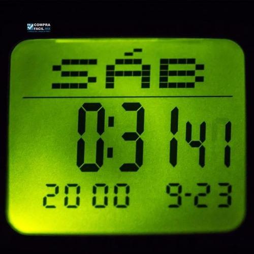 reloj casio retro vintage db360 dorado - cfmx -