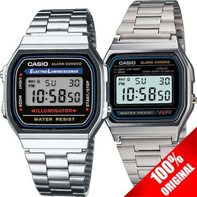 bc360d0c5507 Reloj Casio A 158 - Relojes en Mercado Libre México
