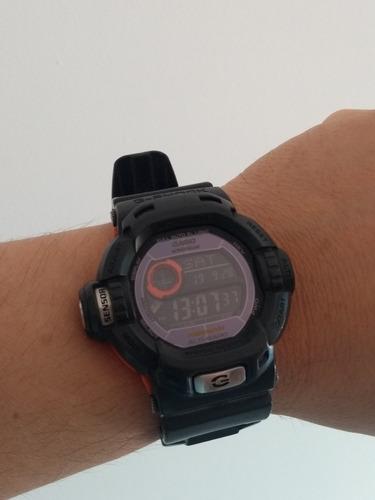 reloj casio riseman