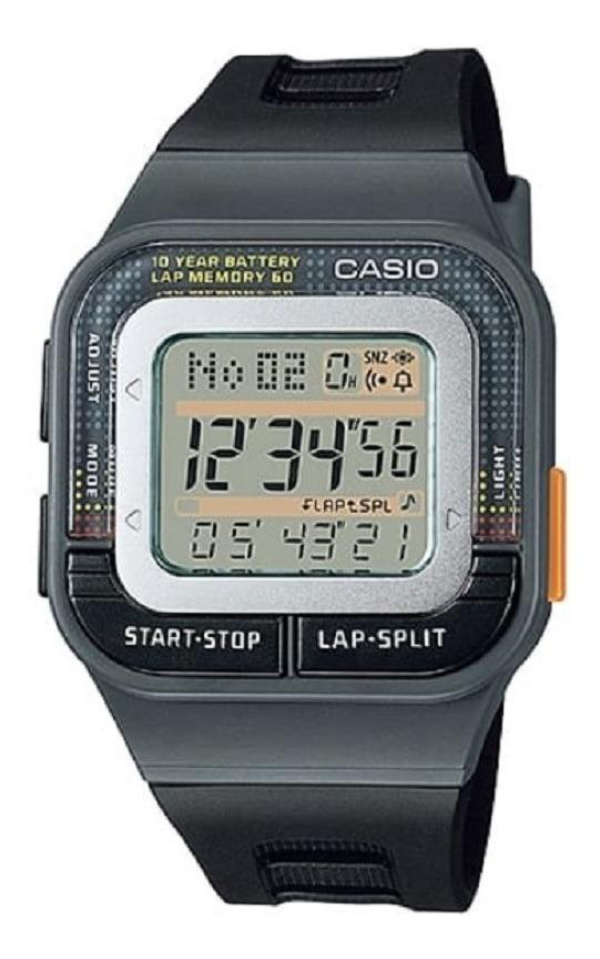 información para 869fb 07f82 Reloj Casio Sdb-100-1a Digital Negro Para Hombre