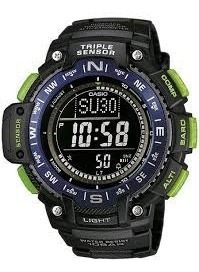reloj casio sgw-1000 brujula altimetro barometro termometro