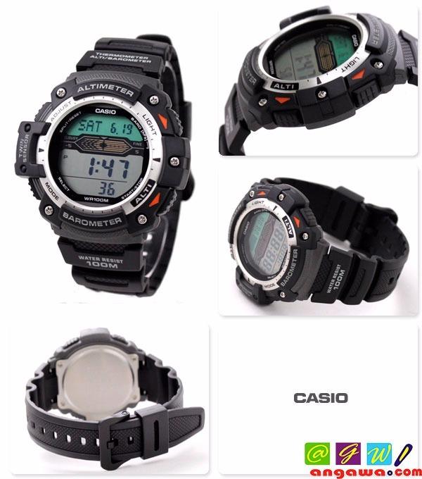 0ece93c81cba Reloj Casio Sgw-300h-1a Con Altimetro-barometro-termometro -   3.800 ...