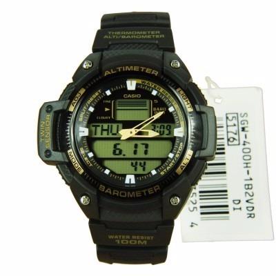 reloj casio sgw 400 altimetro barometro termometro original