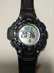 Triple Sensor Casio Brujula Reloj altimetro Sgw1000 xQWrEBodCe