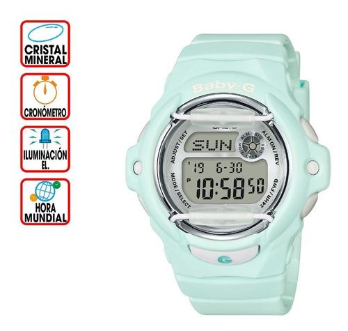 reloj casio splash baby-g bg-169r-3