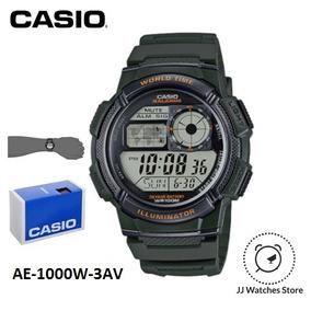 Relojes Reloj Ae Masculinos Casio 2000wd Pulsera 1avef En BoerCdxW