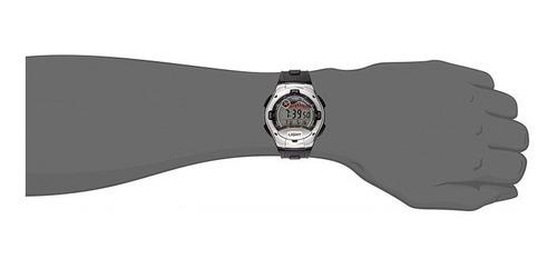 reloj casio sport fase lunar marea w7533avdf | envío gratis