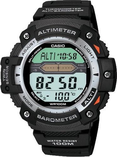 reloj casio sport sgw300 altimetro barometro termometro alar
