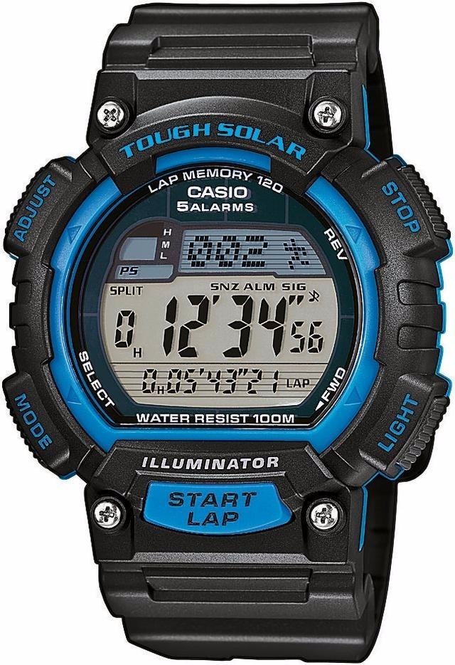 4d7d7d9dac64 reloj casio stl-s100h solar crono-alarma-temporizador doble. Cargando zoom.