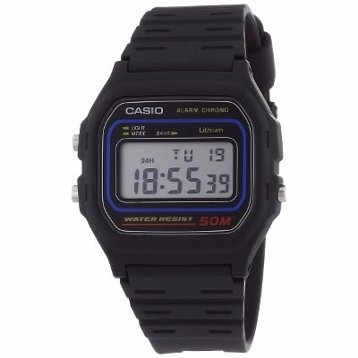 590efcfe775c Reloj Casio Sumergible W-59-1v Origi. Local Barrio Belgrano ...