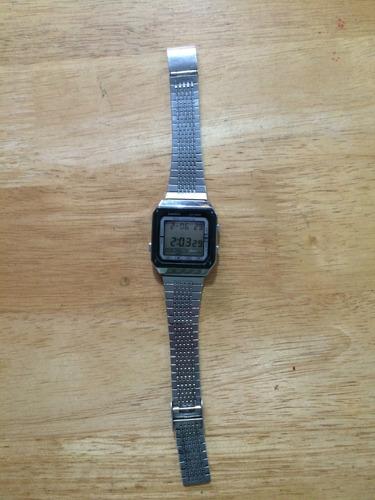 reloj casio tc 500  tc-500 calculadora digital touch 1984
