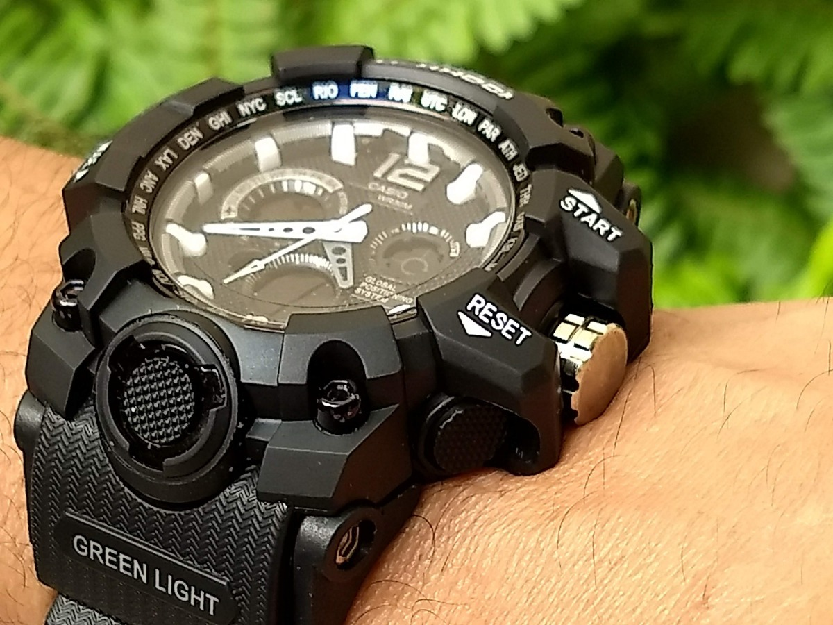 1619dd871cb8 reloj casio tipo tactico militar negro 4 modelos envio grati. Cargando zoom.