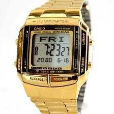Pulsera Relojes 30 Telememo Mercado Manual Casio Reloj FTcJK1l