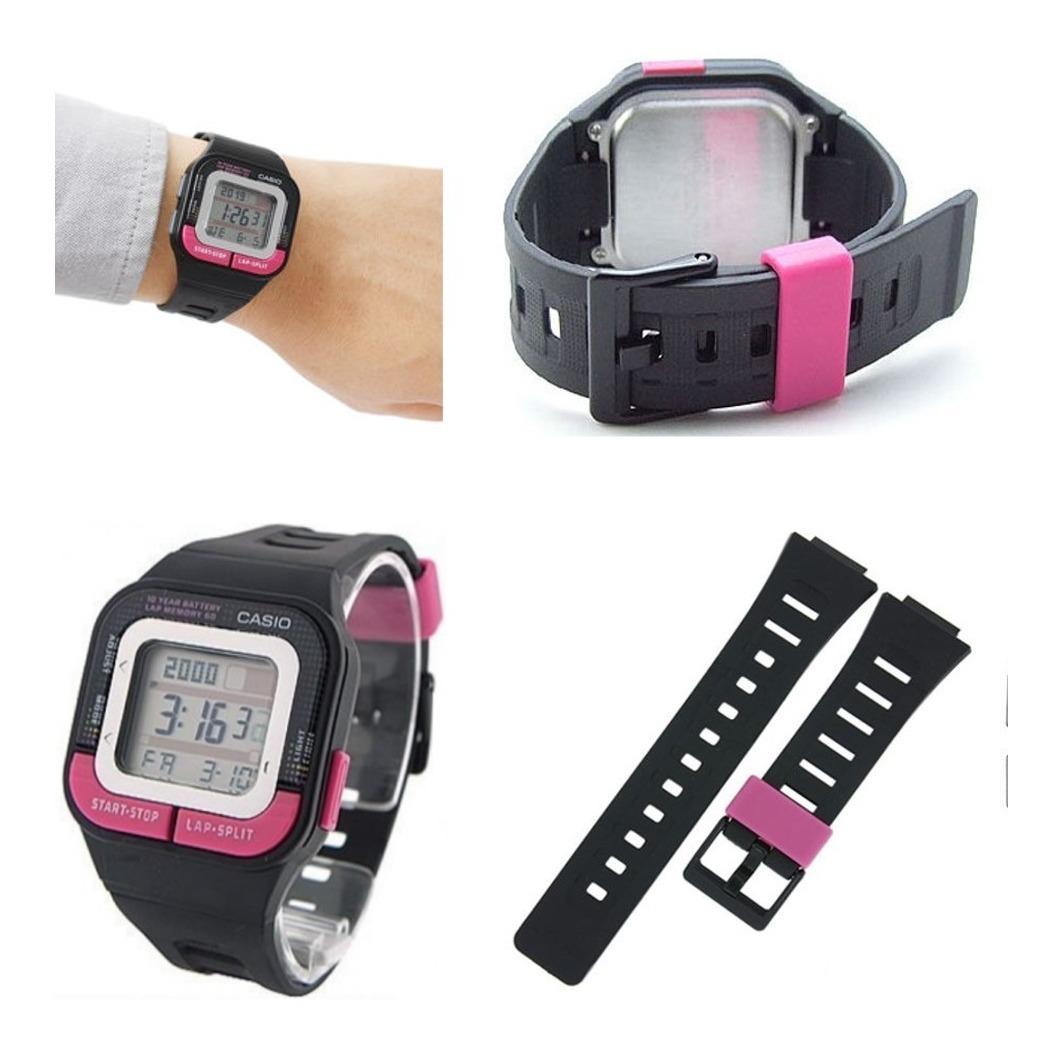 Casio luz Unisex Reloj 1 Laps10 Años Bateria 60 De 100 Sdb D9eW2YHIE