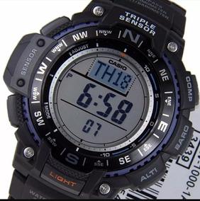 Unisex Correa Acf Casio 1000 1 De Importado Sgw Reloj Resina bfvg76yY