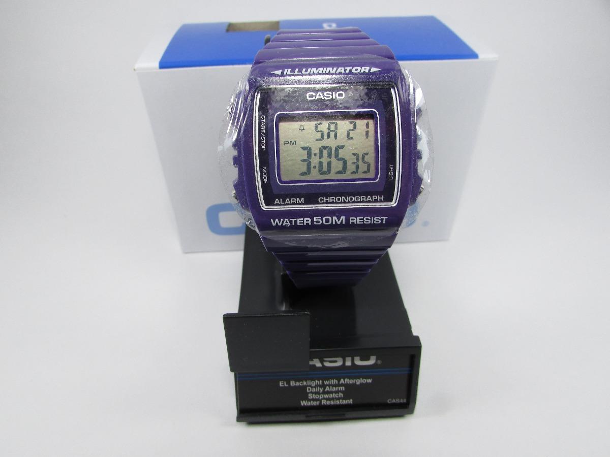 24c7ead67ef1 Reloj Casio Unisex W-215h Colores Envio Gratis