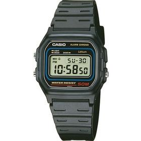 Reloj Casio Unisex W-59-1vqes Vintage Digital Sumergible Pr