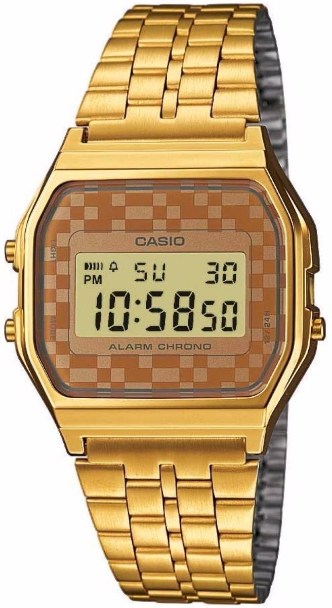 4d0a8048abf8 reloj casio vintage a 159wgea 9a agente oficial belgrano. Cargando zoom.