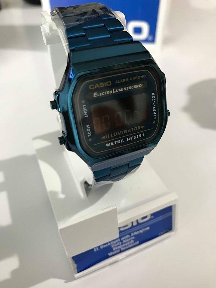 Azul Reloj Casio Casio Vintage Vintage Reloj 9DYWHIE2