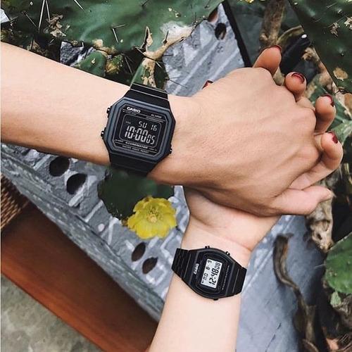 reloj casio vintage b650wb-1b