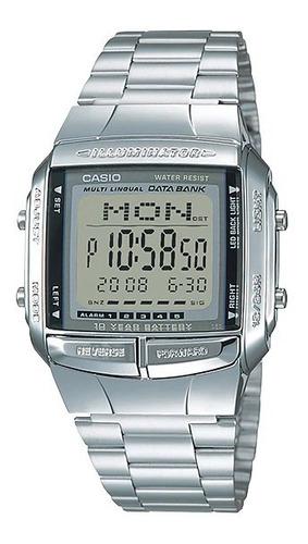 reloj casio vintage databank db-360-1