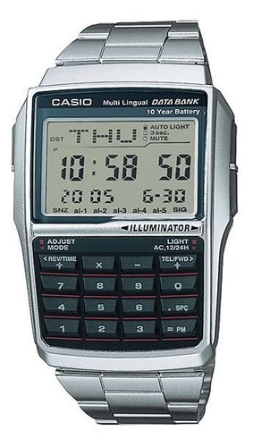 reloj casio vintage dbc-32d-1a