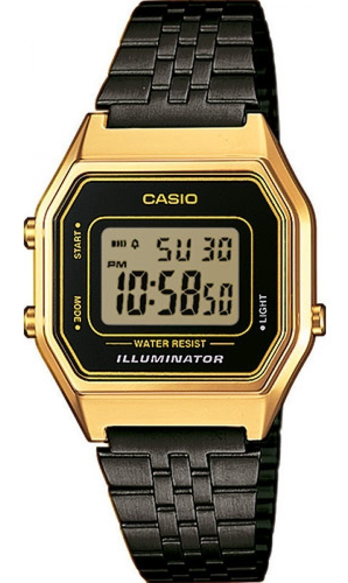 Vintage La680wegb Convinado Casio Digital Reloj Pw0nOZN8kX
