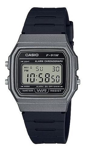 reloj casio vintage f-91wm-1b