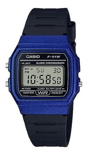 reloj casio vintage f-91wm-2a