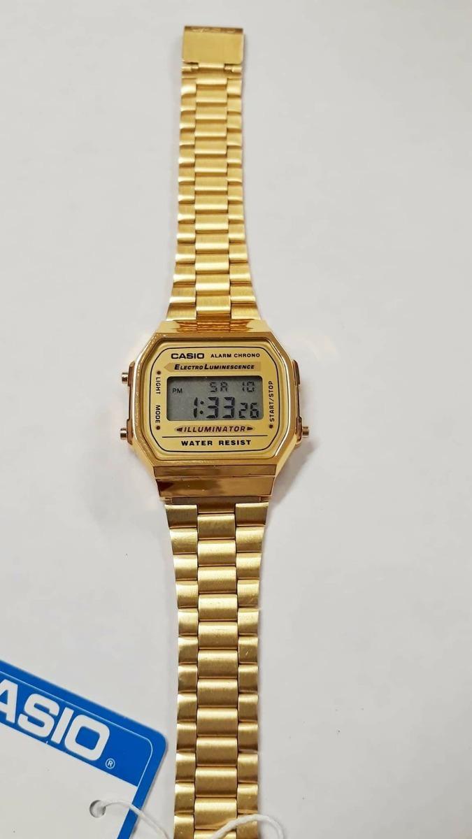 be90915918c7 Reloj Casio Vintage Gold -   399.00 en Mercado Libre