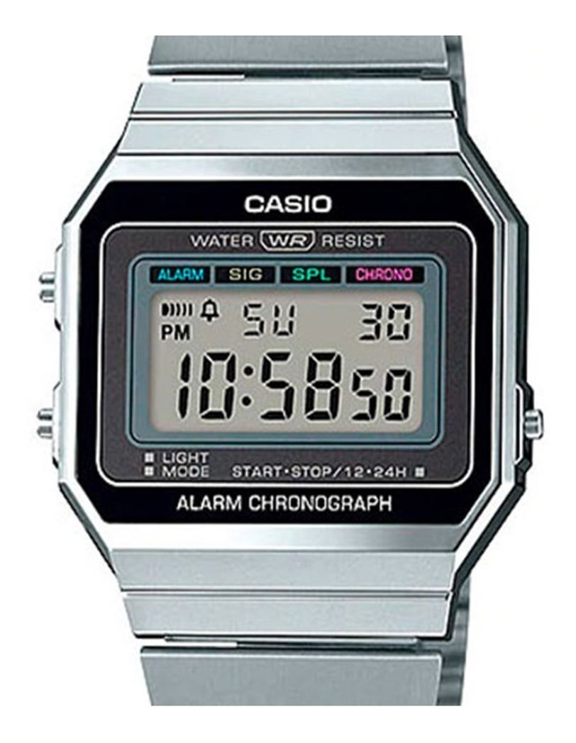 Vintage Casio G MineralEnvio Hombre Reloj 1aVidrio A700w rWBxedCo