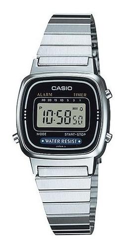 reloj casio vintage la-670wa-1