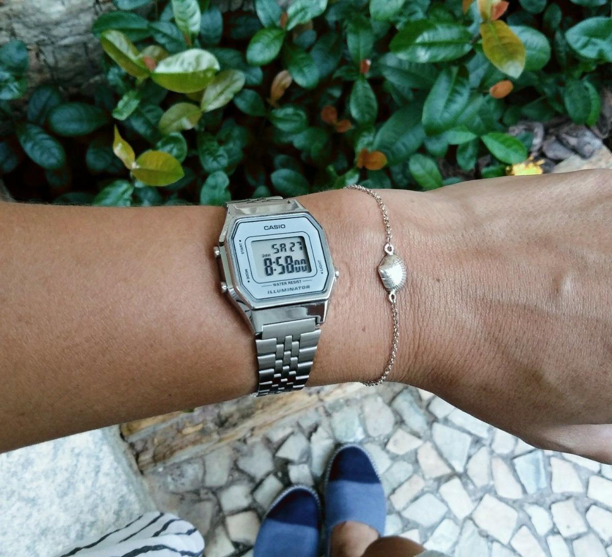 2ed0ce1e5f1e reloj casio vintage la-680wa-7d ag.of local barrio belgrano. Cargando zoom.