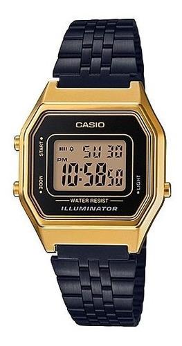 reloj casio vintage la-680wegb-1a