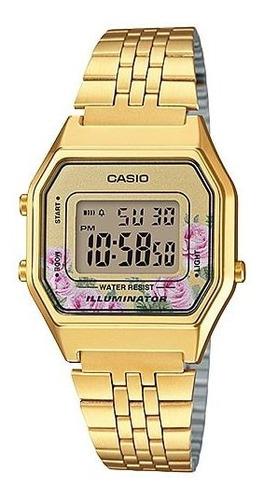 reloj casio vintage la-680wga-4c