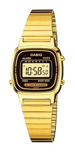 reloj casio vintage la670wga-1