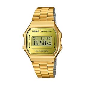 c57ddfd7e129 Reloj Casio Retro Dorado - Relojes Casio en Mercado Libre Argentina