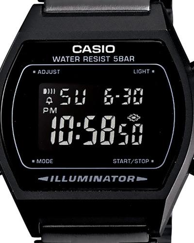 reloj casio vintage unisex-b640wb-1bvt