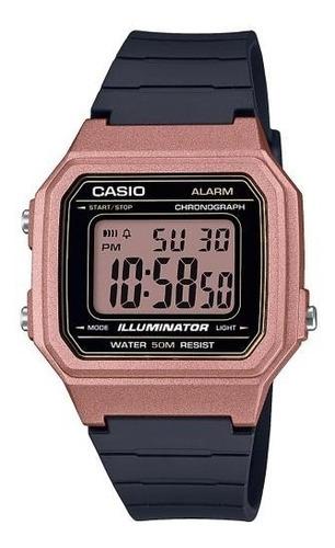 reloj casio vintage w 217hm 5a comercio oficial autorizado