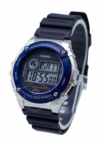 reloj casio w 216h original en caja envios nacionales