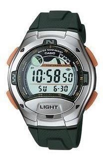 reloj casio w-753-3av men digital sport w753-3av