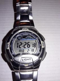 ed8492f335f2 Reloj Casio No Funciona Hombres Pulsera - Relojes Acero inoxidable ...