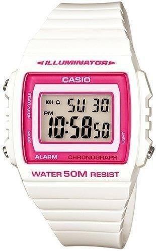reloj casio w215 garantía oficial colores